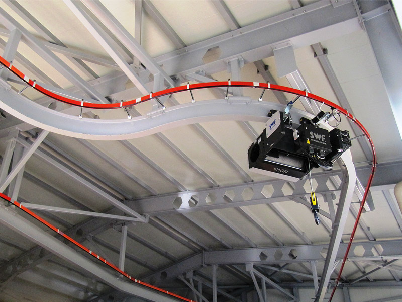 wire rope hoist references  1
