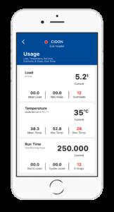 SWF X-Link Usage Screen